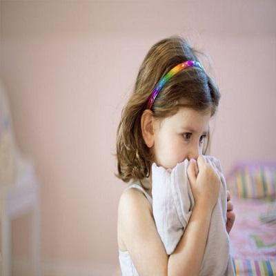 انواع اختلال اضطراب در کودکان