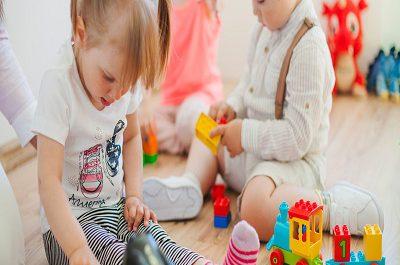 رشد اجتماعی و عاطفی در کودکان