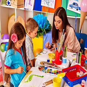 اهمیت آموزش در دوران کودکی